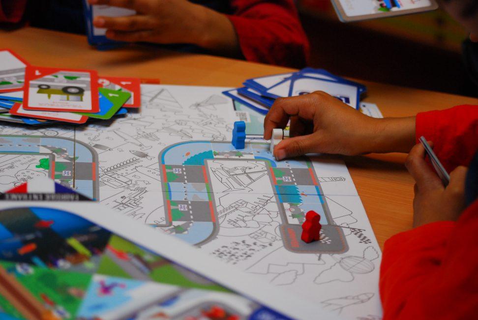des ateliers enfants au 8 petion espace à louer parisien