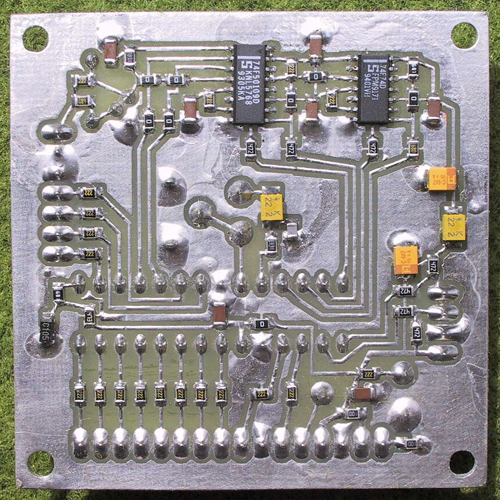 Frequency Counter Circuit