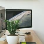 """<span class=""""title"""">【超簡単】Macをデュアルディスプレイにする時に必要なもの【外部モニター】</span>"""