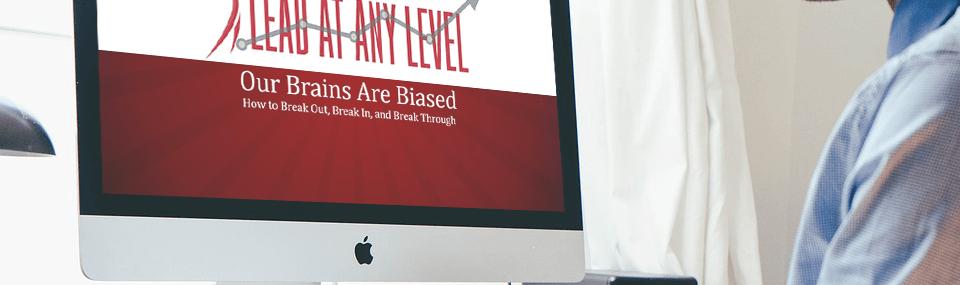 Lead at Any Level Webinars