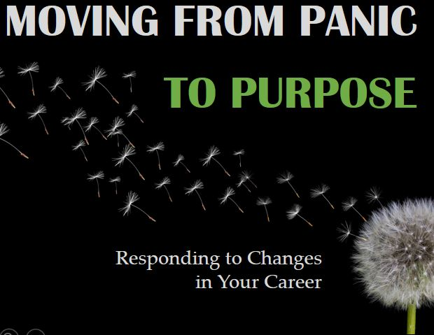 Moving from Panic to Purpose