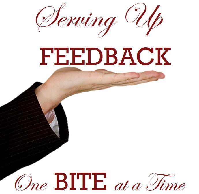 Serving Up Feedback