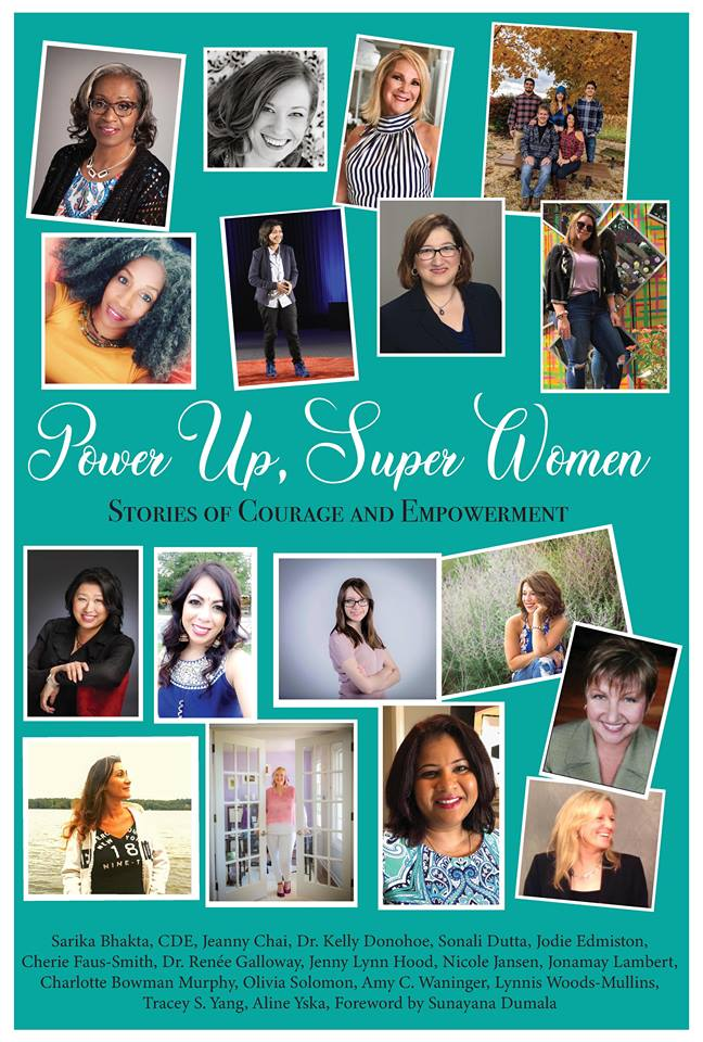 Power Up, Super Women: Stories of Courage and Empowerment