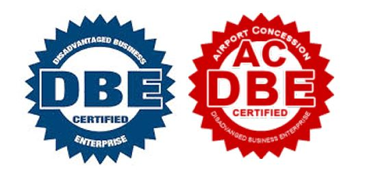 Logos for Diverse Supplier Certifications