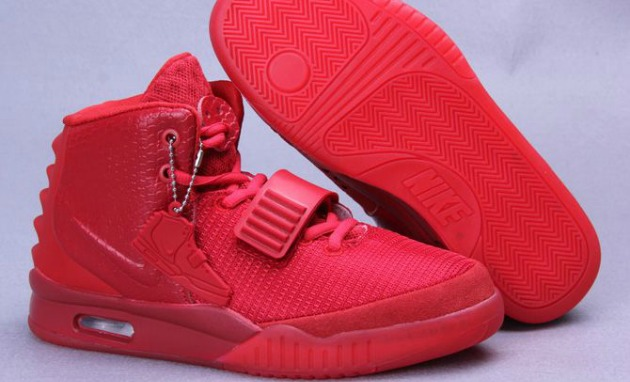 nike yeezy 2 red