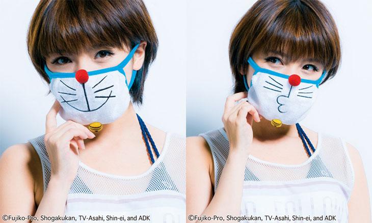 ドラえもん マスク