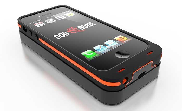iPhoneケース 米軍企画 MIL-STD-810F