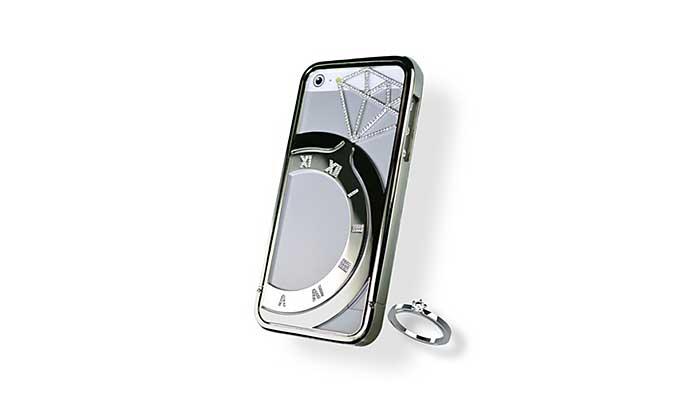 ジュエリー iPhoneケース