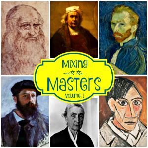 Meeting the Master Artists: Leonardo da Vinci Unit Study Resources
