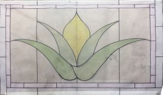 Iain drawing