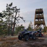 Utsiktstorn till Skarpnåtö