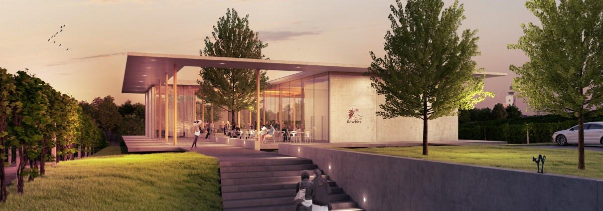 Gemeinde Röschitz_Virtualisierung des Veranstaltungssaales © Architekt Zieser