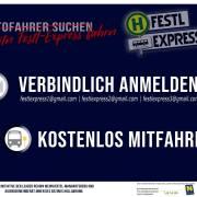 Ankündigung u. Anmeldung Festl-Express © Stefan Schröter