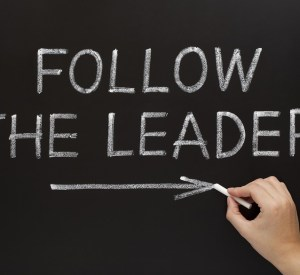 Follow The Leader on Blackboard