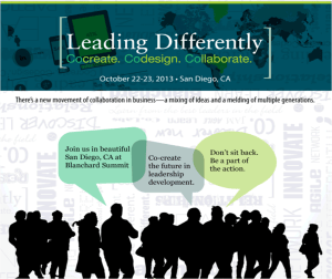 2013 Blanchard Summit Leading Differently