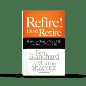 Refire! Don't Retire book cover