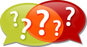 Illustration concept clipart questions queries dialog questions