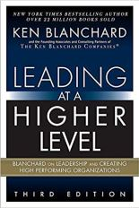 Leading at a Higher Level book cover