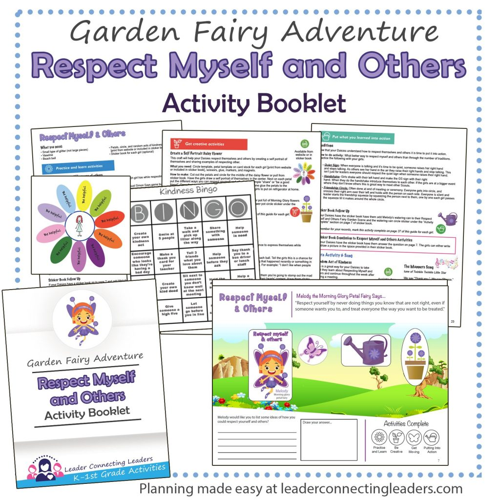 hight resolution of 5 Fun Activities To Help Your Girls Earn The Respect Myself And Others  Petal   Leader Connecting Leaders
