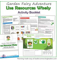 5 Fun Activities To Help Your Girls Earn The Use Resources Wisely Petal [ 1024 x 1024 Pixel ]