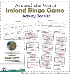 7 Fun Games And Activities For a St. Patrick's Day Party With Your Troop    Leader Connecting Leaders [ 1024 x 1024 Pixel ]