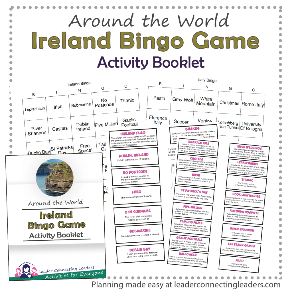 hight resolution of 7 Fun Games And Activities For a St. Patrick's Day Party With Your Troop    Leader Connecting Leaders