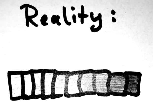 Reality isn't black and white