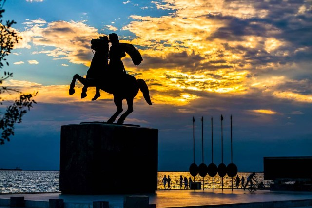 Explore Thessaloniki