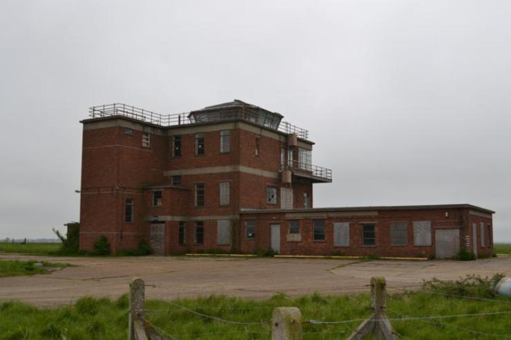 The Control Tower