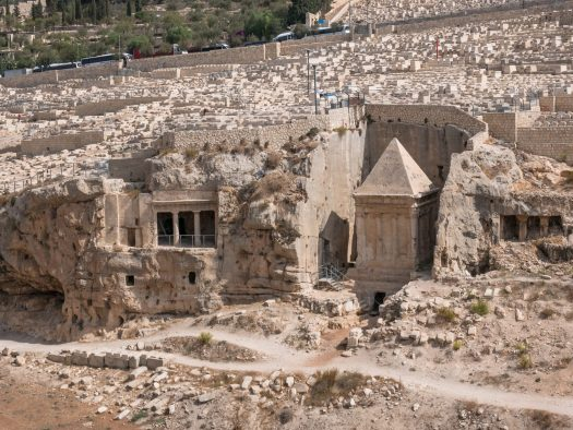Tomb of Benei Hezir and Tomb of Zechariah