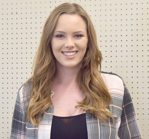 Alyssa Evashenko, a Grade 12 student at Kenaston School, is headed to Toronto in May to take part in the Canadian Model and Talent Convention.
