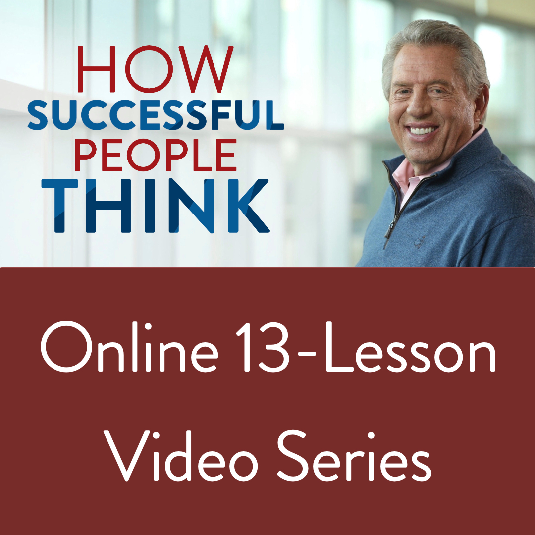 How Successful People Think 13 Session Video Course