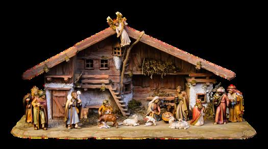 servant leadership - Christmas Story