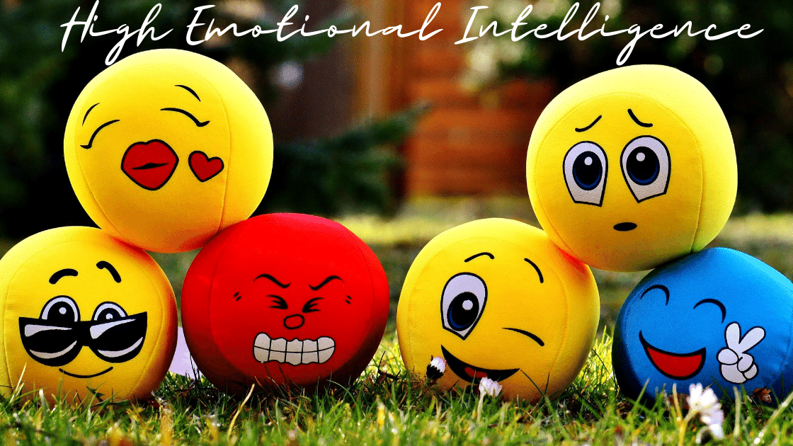 High Emotional Intelligence