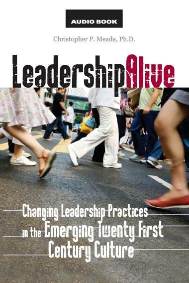 Leadership Alive Audio Book