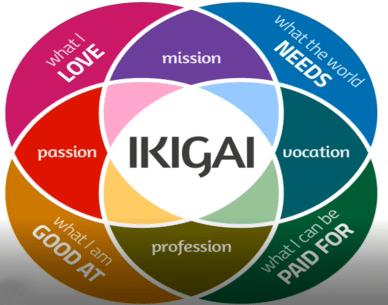 Unleashing your potential through IKIGAI