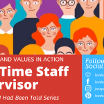 First Time Student Staff Supervisor: What I Wish I Had Been Told