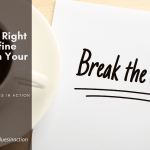 Right Here, Right Now: Redefine the Rules in Your Favor