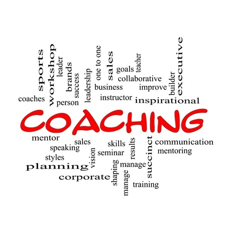 executive coaching focus areas