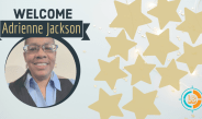 Welcome Staff Writer, Adrienne Jackson