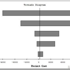 Project Impact Diagram Network Security Architecture Find How Sensitive Is Your Against Variables Tornado A Variance Of The Sensitivity Charts Where Variable With Highest Kept At Top Chart Followed By Other In