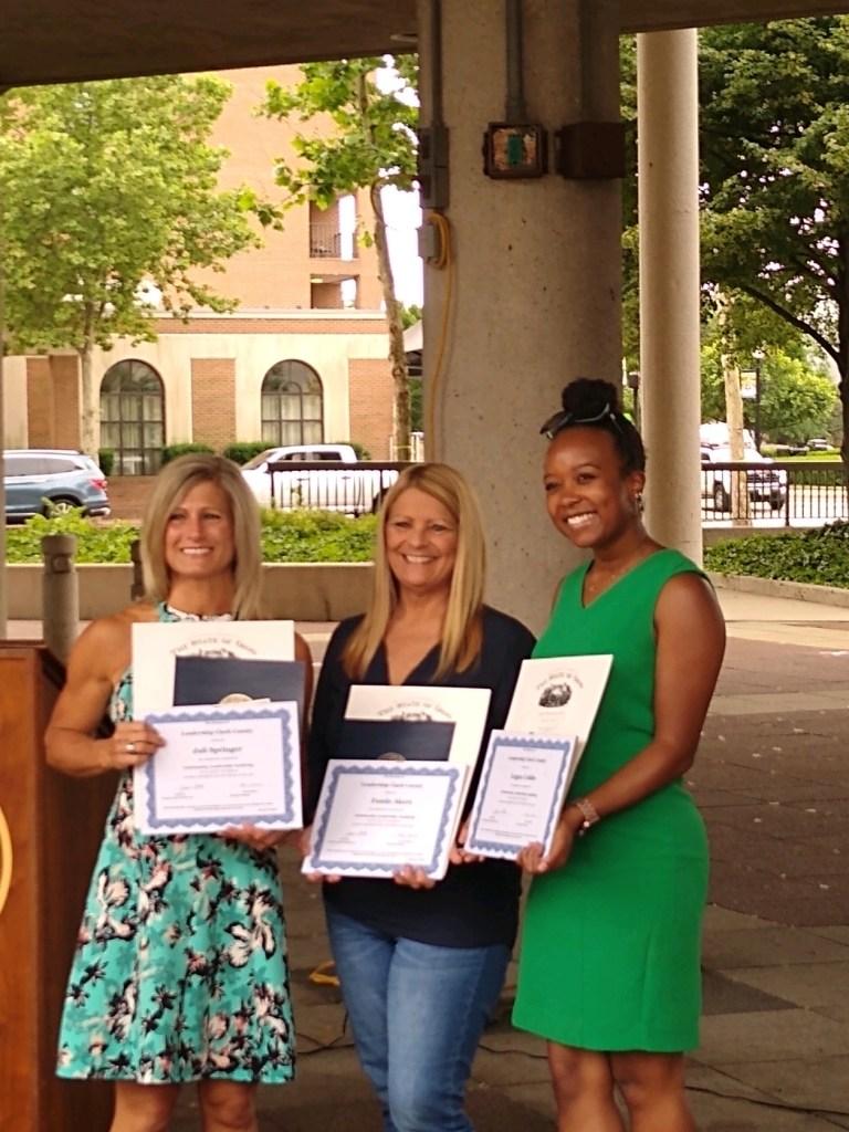 Springfield City Graduates
