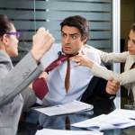How To Deal With An Office Conflict