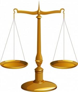 Maintain balance in social media.