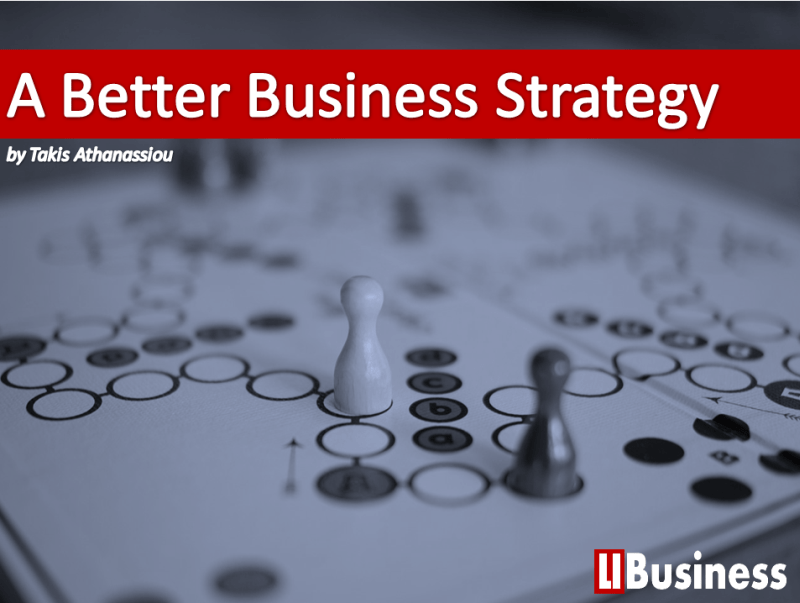 A Better Business Strategy