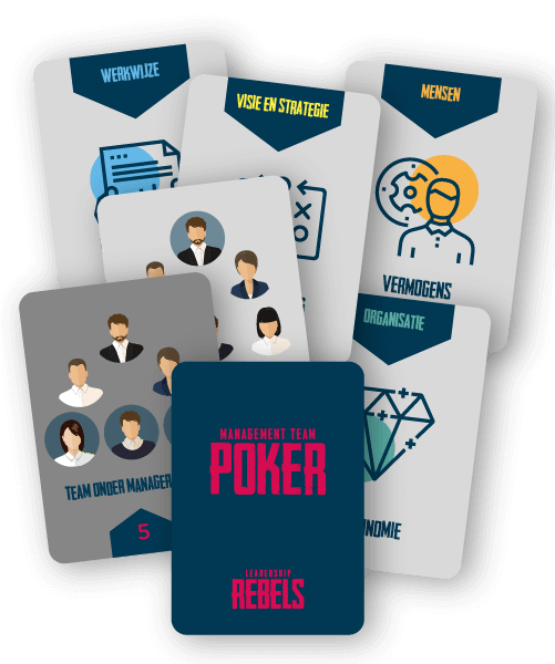 Rebels Management Team Poker