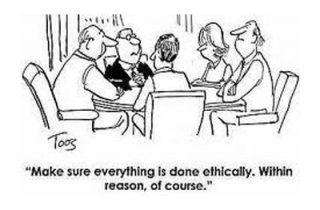 Image result for cartoon untrustworthy leadership
