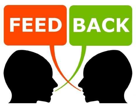 Give Feedback SBI
