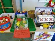 An example of our Parent and Child Easter Egg Competition