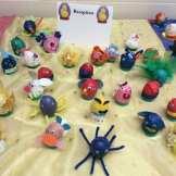 Eggs Reception